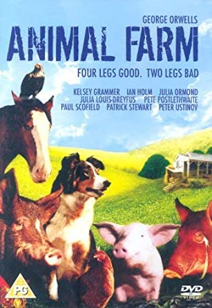 Amazon com: Animal Farm [DVD] [1999]: Movies & TV