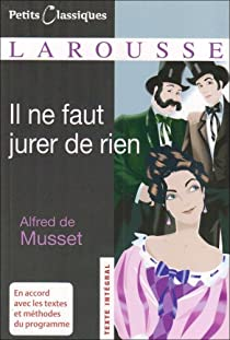 Il ne faut jurer de rien par Musset