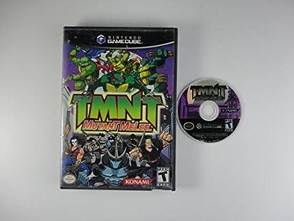 Amazon.com: Teenage Mutant Ninja Turtles Mutant Melee ...