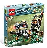LEGO Agents Swamp Raid