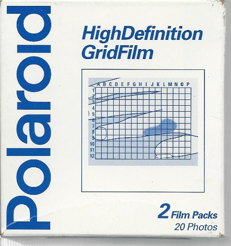 Polaroid Professional Grade High Definition Grid Film Double Pack ...