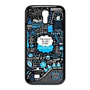wugdiy Customized Hard Back Case Cover for SamSung Galaxy S4 I9500 with Unique Design Okay Okay