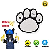 Ultrasonic Dog Bark Control Device,100% Pet & Human Safe Mini Paw Anti Barking Device No Bark Trainer Efficiently Stop Dog Barking Sonic Bark Deterrent Dogs (2018 Newest Mode)
