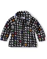 Columbia Baby Girls' Benton Springs Printed Fleece Jacket