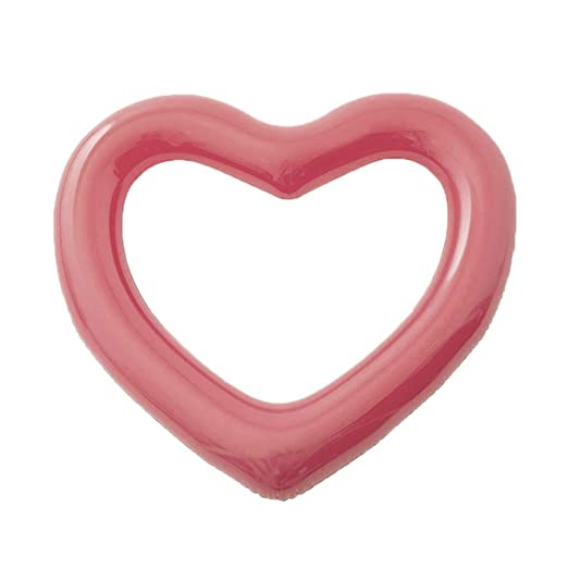 Henreal - Colchoneta Hinchable con Forma de corazón para ...