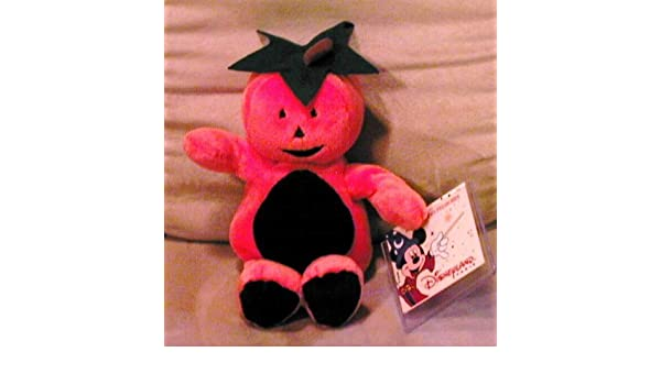 Amazon.com: Disneyland Paris Jack O Lantern Bean Bag, La Magie Des Peluches: Toys & Games
