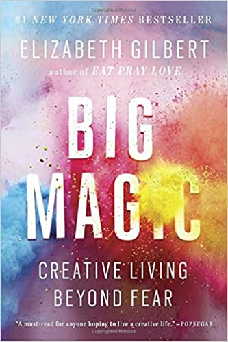 Image result for big magic author