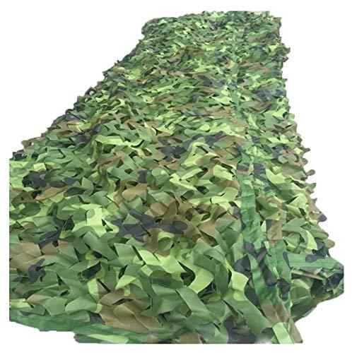 迷彩ネットシェードネット ジャングルカモフラージュネット、マウンテングリーン装飾ネット、ジャングルサンシェード強化カモフラージュネット 2x3mマルチサイズオプション (サイズ さいず : 10*25m) B07QX6BBKX  3*3m 3*3m