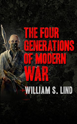 Ebook cover from The Four Generations of Modern Warby William S. Lind