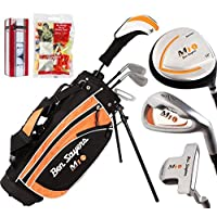 """""""NEW 2015"""" BEN SAYERS """"GOLF FOR KIDS"""" COMPLETE JUNIOR GOLF SET AGES 5/8 & 9/11"""