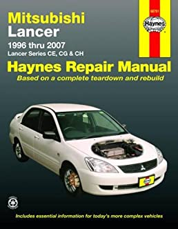 mitsubishi lancer haynes publishing 9781563929403 amazon com books rh amazon com 2002 mitsubishi lancer es repair manual 2002 mitsubishi lancer es repair manual