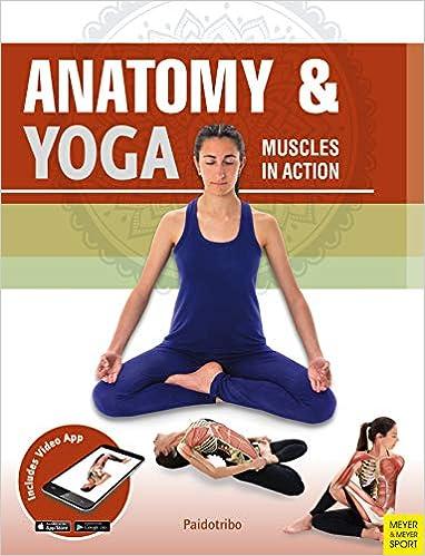 Anatomy & Yoga: Muscles in Action: Amazon.es: Mireia Patino ...