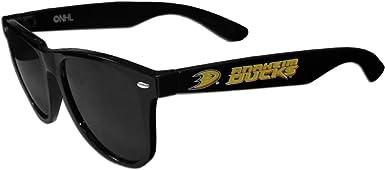 Siskiyou NHL Fan Shop Chrome Wrap Sunglasses