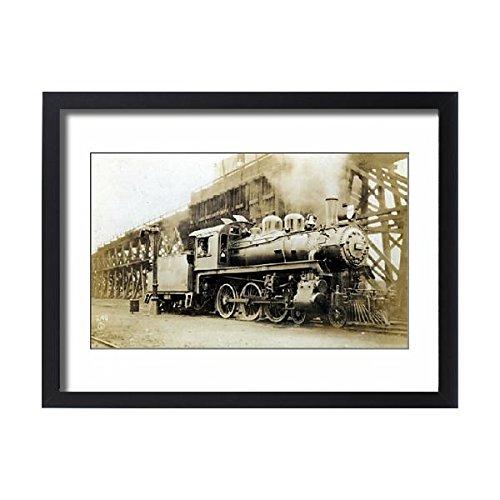 - Framed 24x18 Print of Steam Train (4436243)