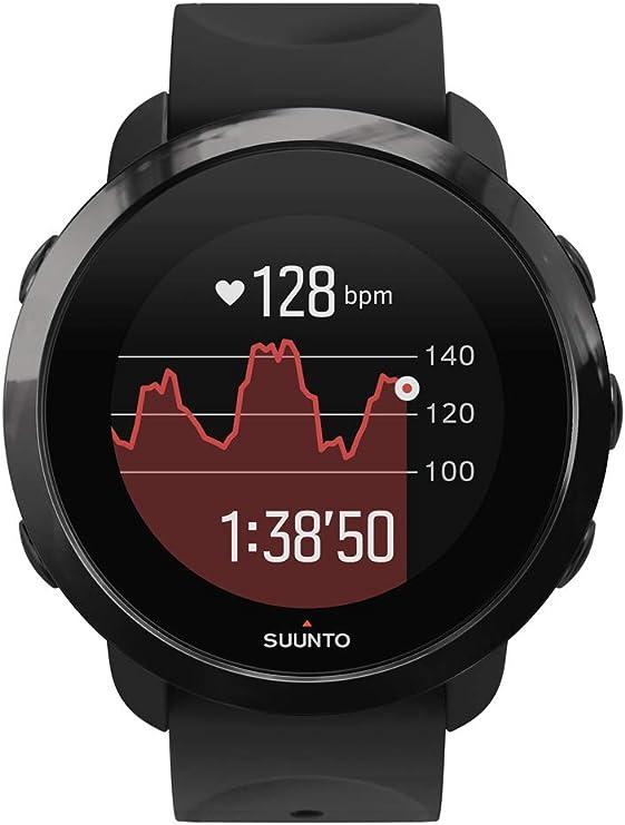 Suunto 3 Fitness - Reloj Multideporte con GPS y pulsómetro ...