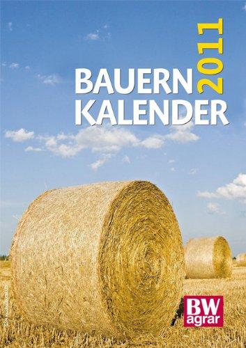 Bauernkalender 2011: NW/NB = Nordwürttemberg.
