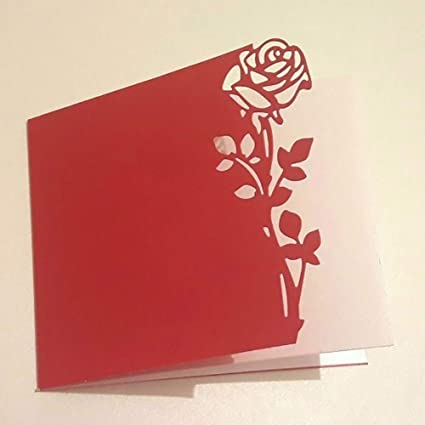 Feida Troqueles de corte, troquelado de metal rosa, plantillas de repujado, álbum de recortes, papel para manualidades, decoración - plata: Amazon.es: Hogar