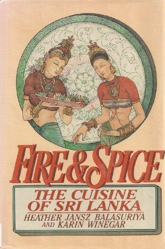 Sri Lanka Ruby - Fire and Spice: The Cuisine of Sri Lanka