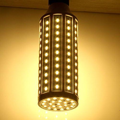 HENGMANHONG 6PC E27//E26 160LED 5730SMD 60W 5500-6000 Lm Warm White Cool White Natural White Decorative LED Corn Lights AC 85-265V Size : Warm White