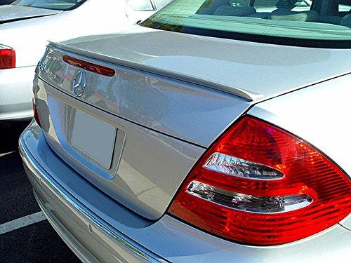 Rear Deck Lid Spoiler (Rear Trunk Lid Wing Sport Spoiler Lip For Mercedes Benz E Class W211 – AMG)