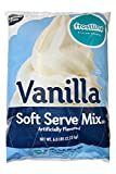Frostline Vanilla Soft Serve Ice Cream Mix (Large...