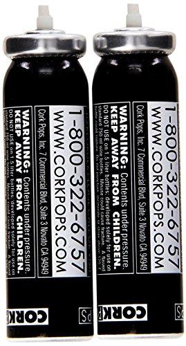 Cork Pops Refill Cartridges - Set of 4