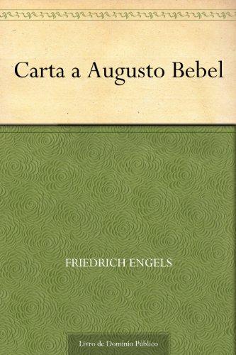 Carta a Augusto Bebel