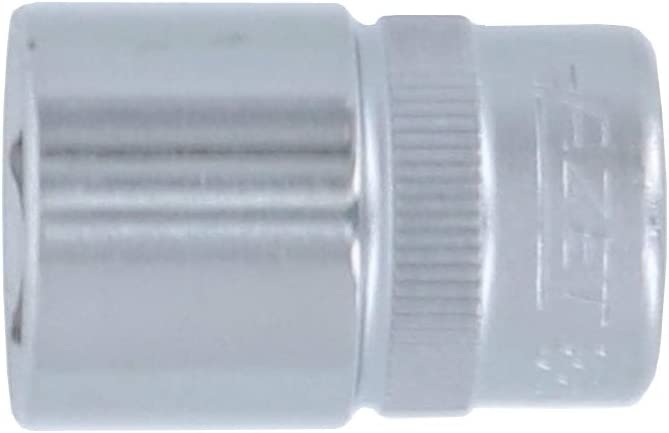 Chrome-Plated//Polished HAZET 880-14 29.5 mm 6-Point Traction Profile Socket