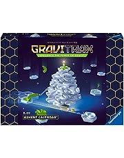 Ravensburger GraviTrax Adventskalender - Ideal für GraviTrax-Fans, Konstruktionsspielzeug für Kinder ab 8 Jahren: Interactive Track System