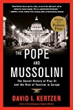 Image of The Pope and Mussolini