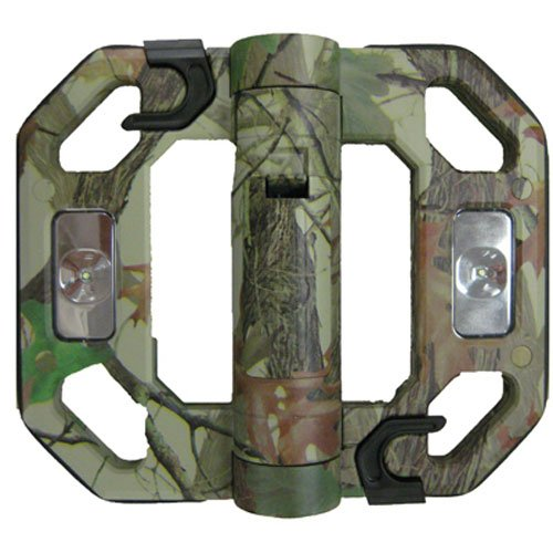 LED Compact Folding Camo Worklight - Might-D-Light LED125C