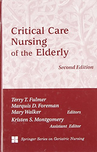 Critical Care Nursing of the Elderly