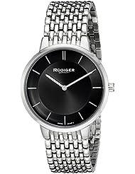 Rudiger Mens R2400-04-007B Kassel Analog Display Quartz Silver Watch