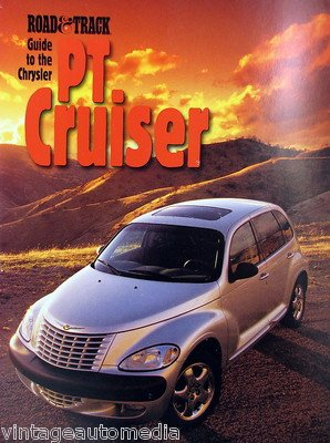 Road & Track Guide to the 2000 Chrysler PT Cruiser wagon