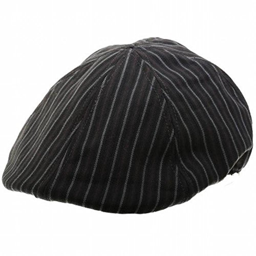 Peter Grimm - Mens Jordy Driver Cap Small/medium Black