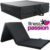 Folding Exercise Floor MAT Dance Yoga Gymnastics Training Home Judo Pilates Gym 3m*1m 1.8m*0.6m