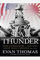 Sea of Thunder: Four Commanders and the Last Great Naval Campaign 1941-1945 Paperback
