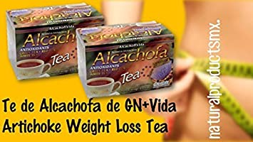 2 cajas Te De Alcachofa to Help You Lose Weight Naturally Artichoke Weight Loss Tea 2