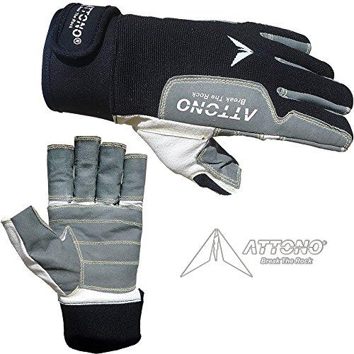Attono, summer sailing gloves, regatta water sport gloves
