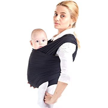Lantusi Unisex Baby Durable Practical Portable Breathable Soft Baby Wrap Carrier Slings