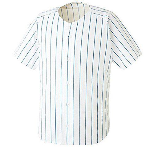Pour Blue De Stripe Homme Baseball Maillot Myglory77mall AwvtqUv