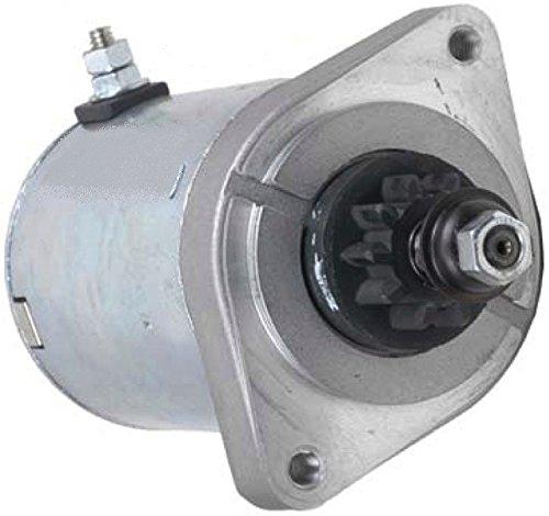 NEW STARTER MOTOR 2014 CUB CADET ZERO TURN RZT46 21163-0711 21163-0714 (Kawasaki Starter Motor)