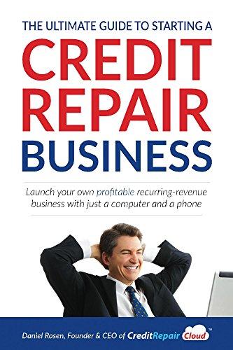 Ultimate Starting Credit Repair Business ebook