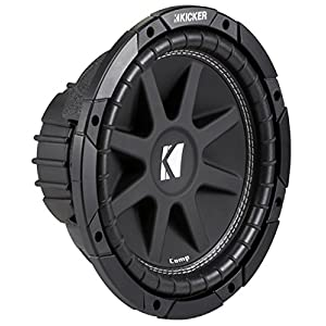 "2) KICKER 43C154 15"" 1000W COMP Car Subwoofers Subs+ Vented Dual Sub Enclosure"