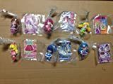 Aikatsu! Mascot Collection vol.2 data Carddass mini card figure Gacha Bandai (all six Furukonpu set)