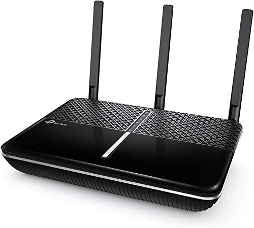 TP-Link AC2600 Smart WiFi Router – MU-MIMO, Gigabit Wireless Router, Full Gigabit Ethernet Ports, Beamforming, Long Range Coverage, VPN Server, Works with Alexa Archer A10