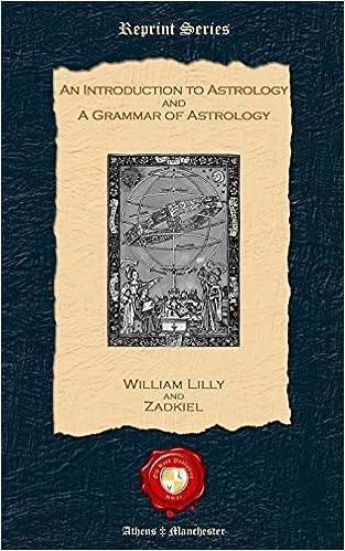 Buch Audio kostenlos herunterladen An Introduction to Astrology and A Grammar of Astrology in German FB2