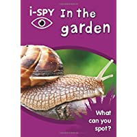 i-SPY In the garden: What can you spot? (Collins Michelin i-SPY Guides)