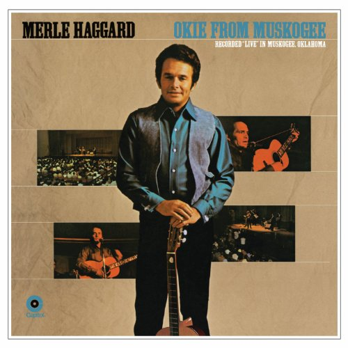 MERLE HAGGARD - Okie From Muskogee [2 Cd][anniversary Edition] - Zortam Music