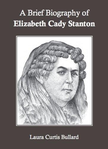 facts about elizabeth cady stanton